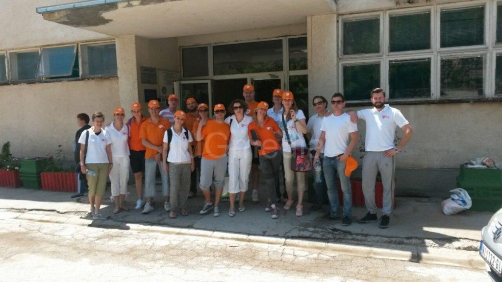 Narandžasti dan na Klinici za tuberkulozu i plućne bolesti