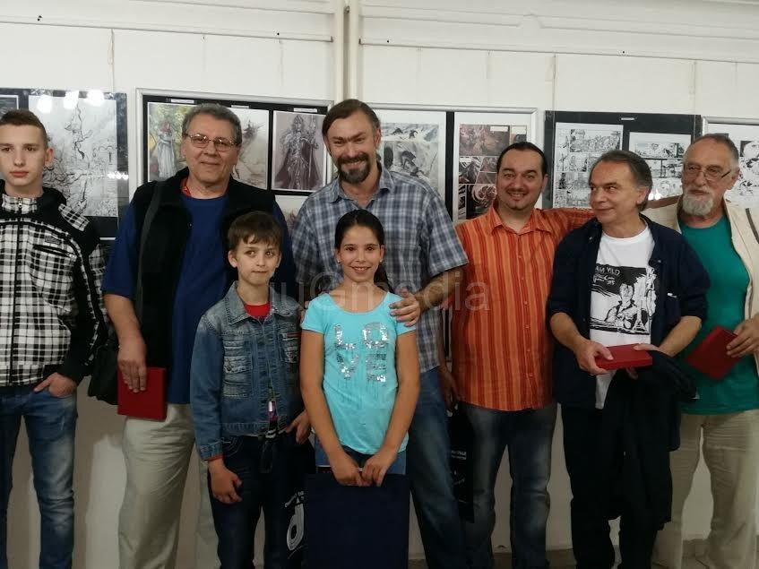 Bojkot na otvaranju Balkanske smotre stripa mladih autora
