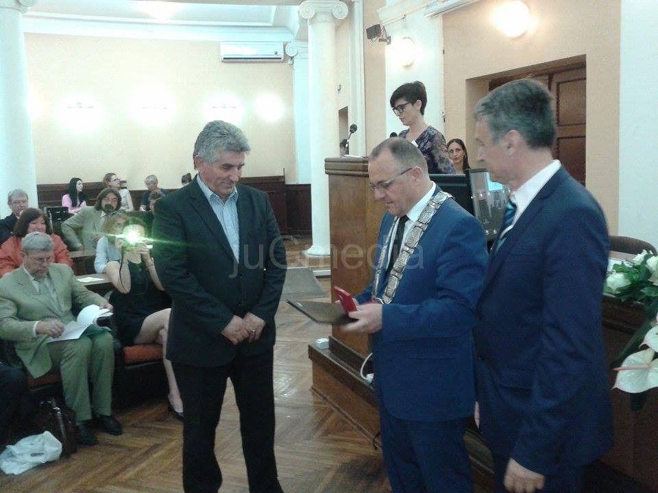 Dodeljena priznanja za doprinos razvoju Univerziteta