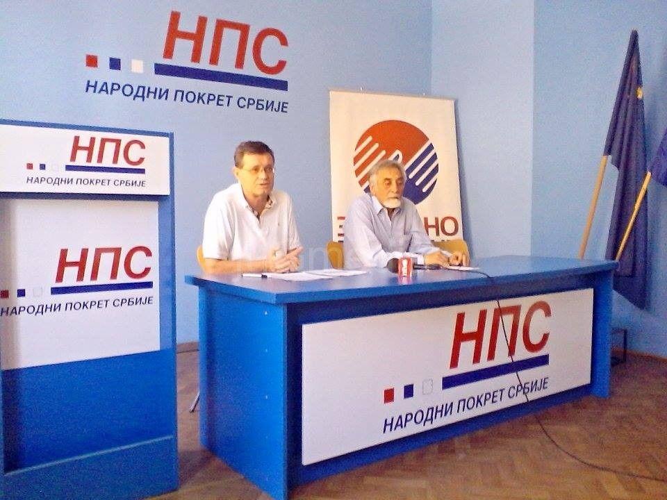Jovanović: Grad doveli do propasti preplaćeni funkcioneri