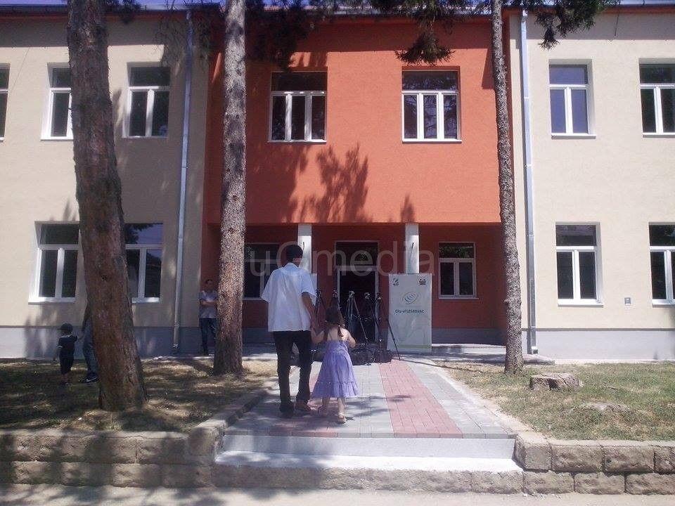 Nova fasada u grdeličkoj osnovnoj školi