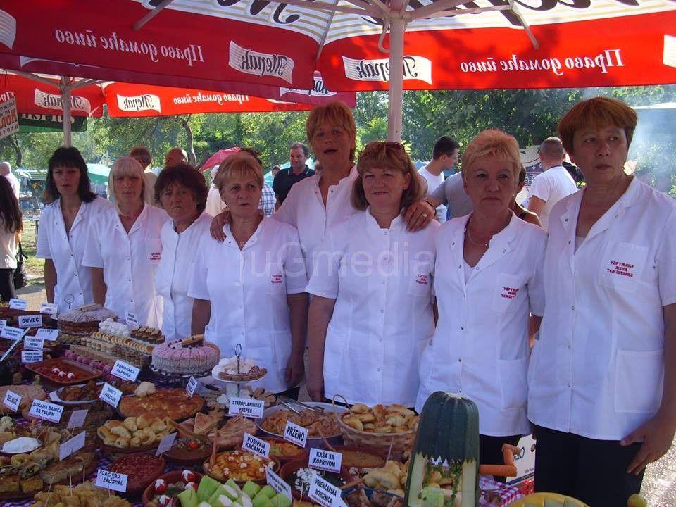 Šesti Festival staroplaninskih jela u Temskoj