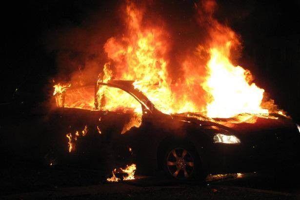 Izgoreo gradonačelnikov službeni automobil