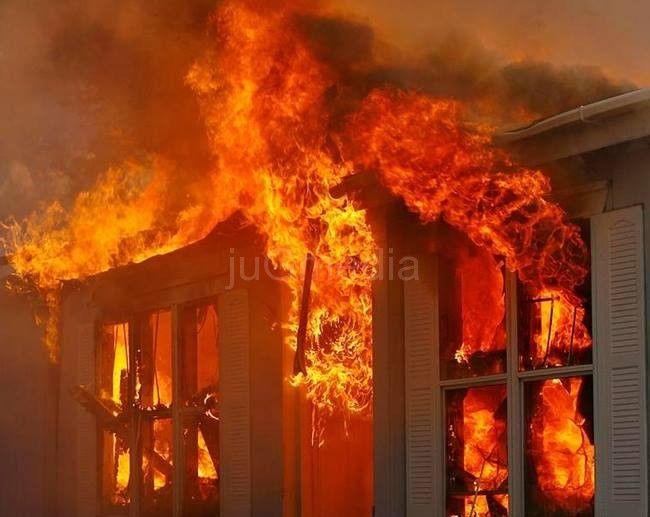 Izgorele dve kuće u Babičkom