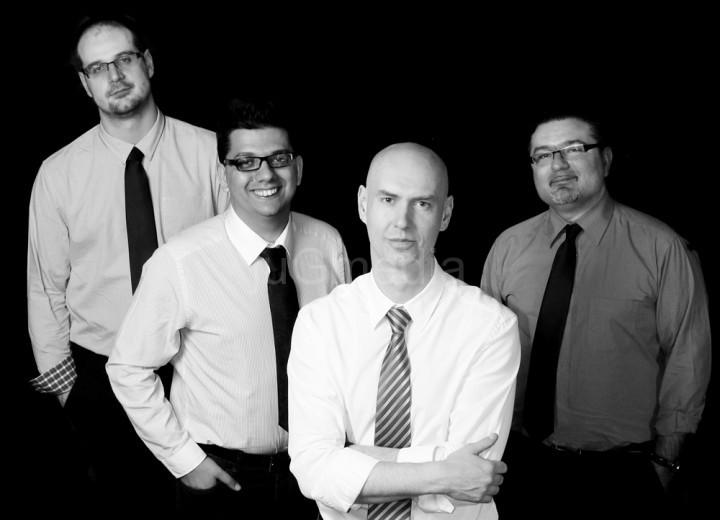 Bagyi Balazs New Quartet i Eftekasat na Nišvilu 2015