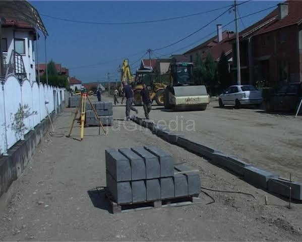 Počeli pripremni radovi za asfaltiranje dela ulice Kosovskih junaka