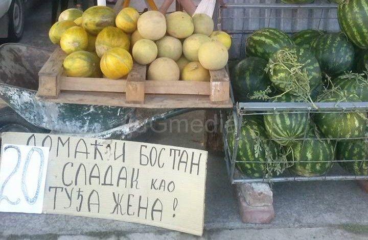 "Krckove lubenice slatke kao ""tuđa žena"""