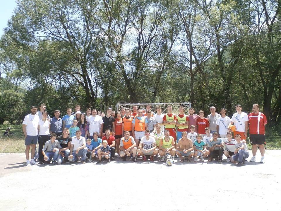Održan turnir u malom fudbalu u Ljubati