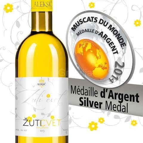 Svetska nagrada za vino vinarije iz Vranja