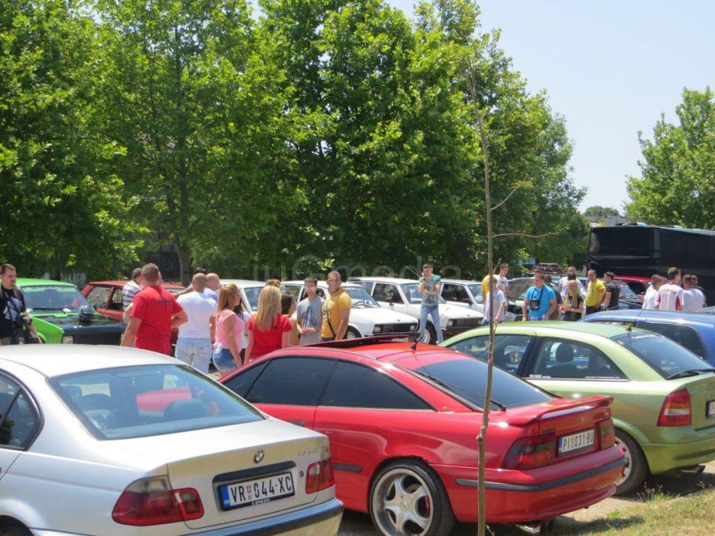 5.okupljanje ljubitelja automobila (VIDEO i FOTO)