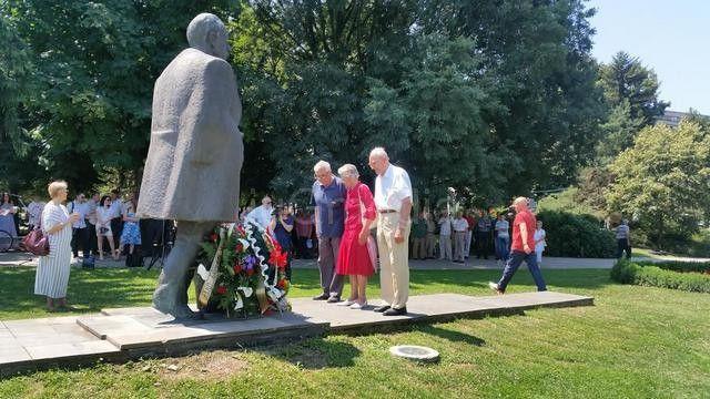 Obeležen Dan borca u Leskovcu