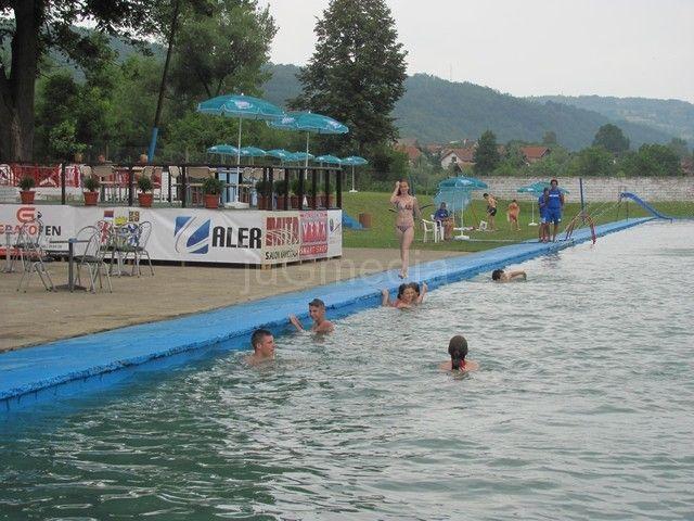 Otvorena sezona kupanja na bazenu u Grdelici