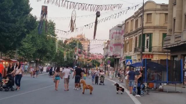 Nagrade i program karnevala u Leskovcu