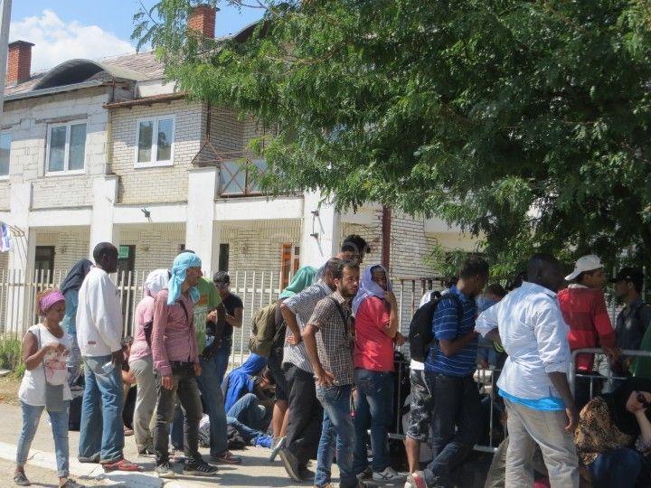 Još uvek traje akcija prikupljanja pomoći za migrante