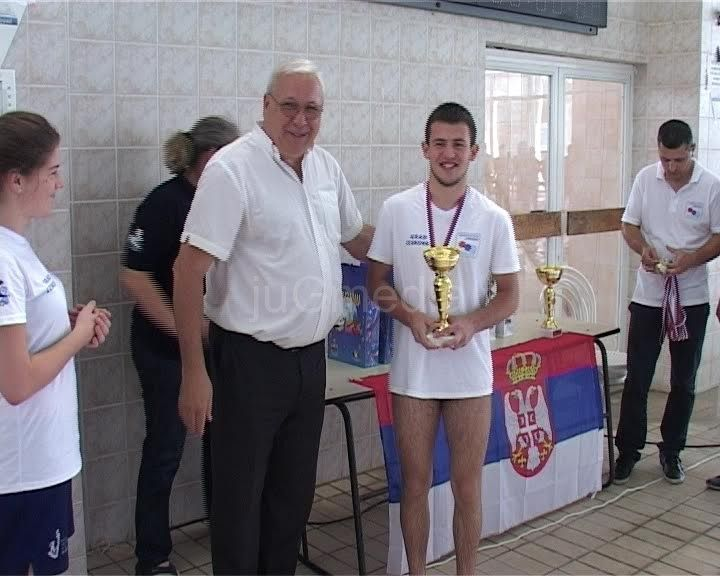 Radnički iz Kragujevca pobednik vaterpolo turnira u Leskovcu