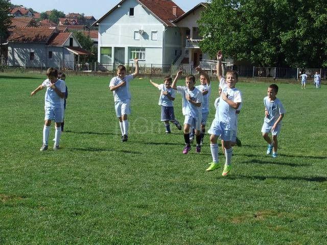 Počelo takmičenje fudbalera u Ciciban ligi