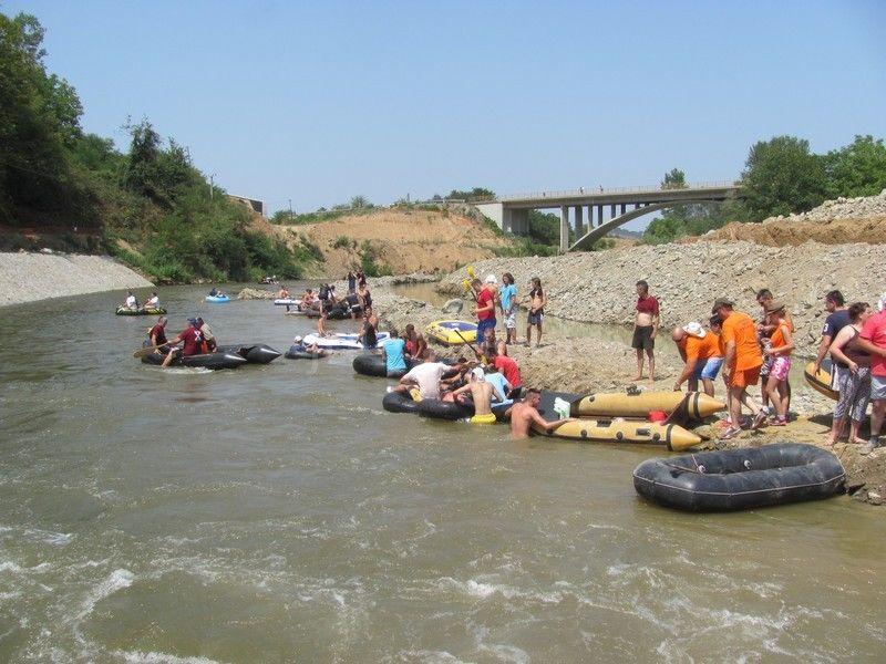 Grdelička regata na Južnoj Moravi 4. avgusta (PROGRAM)