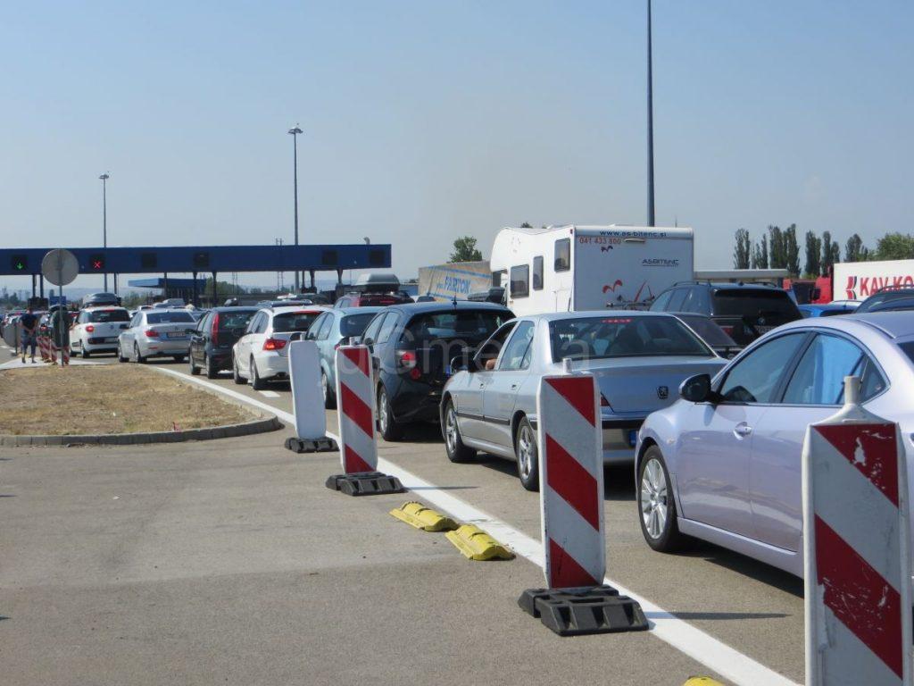 Na graničnim prelazima pojačana sanitarna kontrola