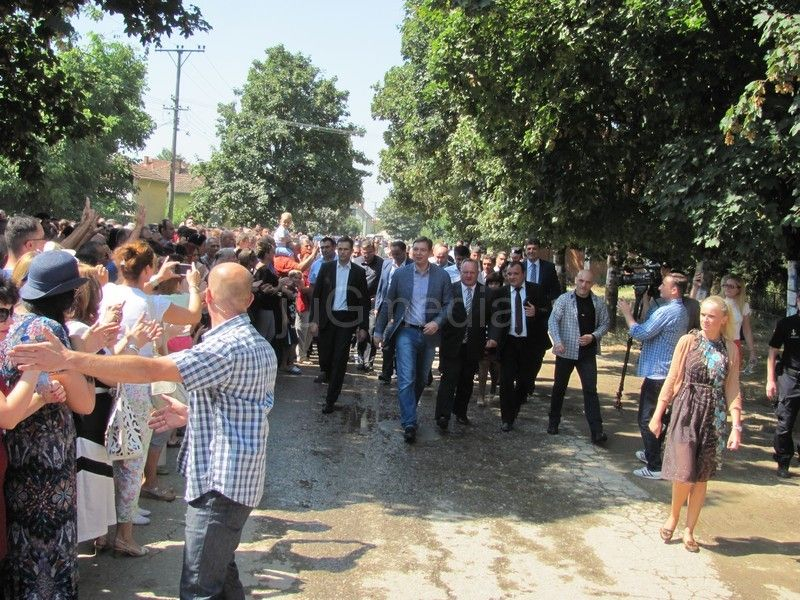 Za asfaltiranje puta od Leskovca do Bogojevca 56,6 miliona dinara