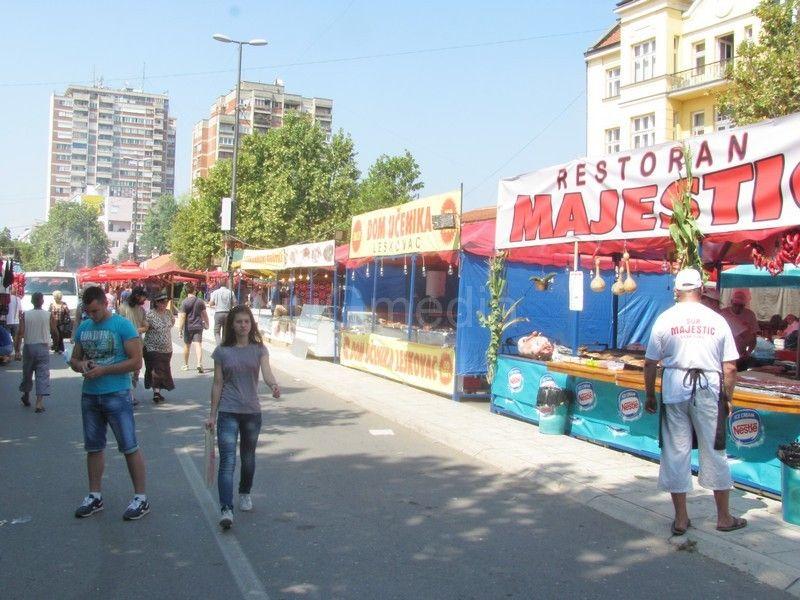 Sutra počinje zakup javnog prostora za Roštiljijadu