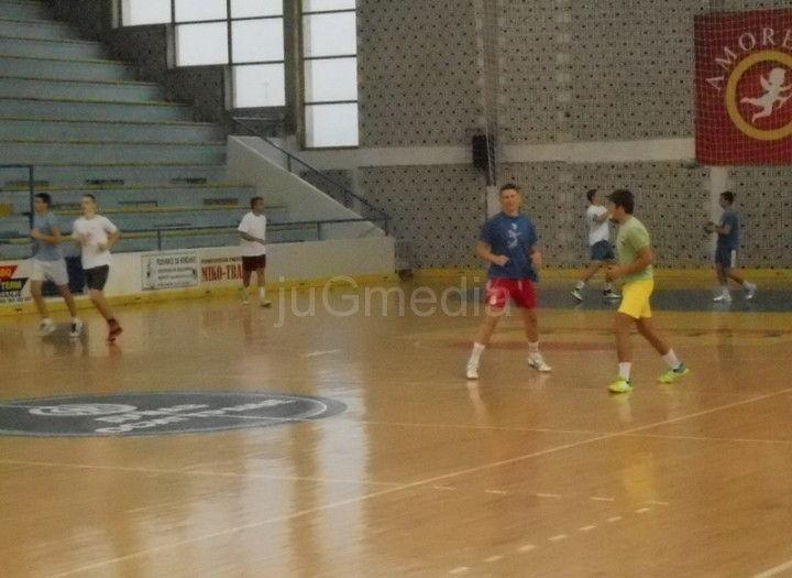 RUKOMET u Leskovcu kvalifikacijE za svetsko prvenstvo