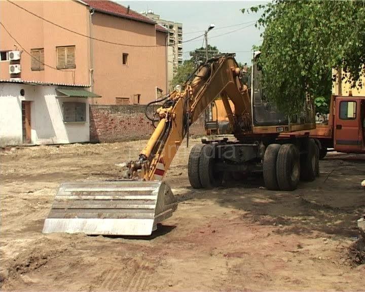 Rekonstruiše se dvorište škole »Josif Kostić«