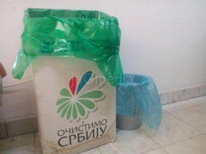 kesa za otpad