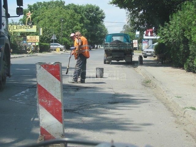 Pri kraju radovi na letnjem održavanju puteva