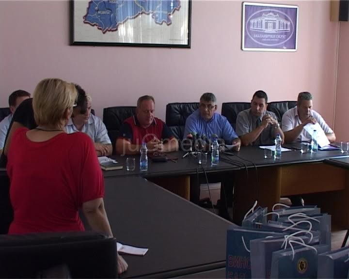 Stojiljković predlaže umrežavanje sedam vodovoda u okrugu