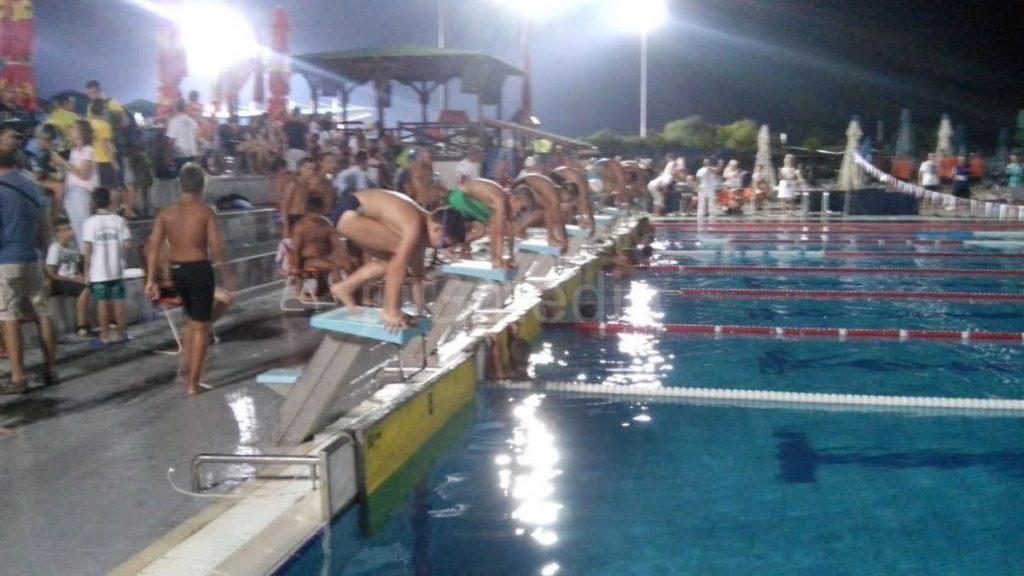 Plivači u Jagodini osvojili 11 medalja