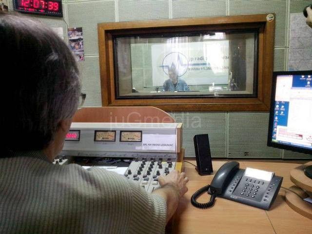 Gasise signal Radio Leskovca