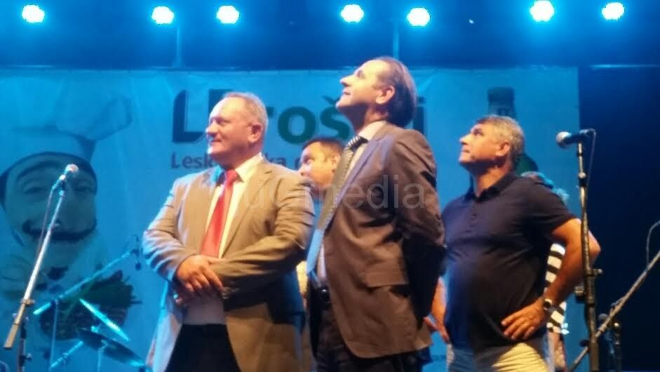 Ministar Ljajić otvorio leskovački Festival roštilja
