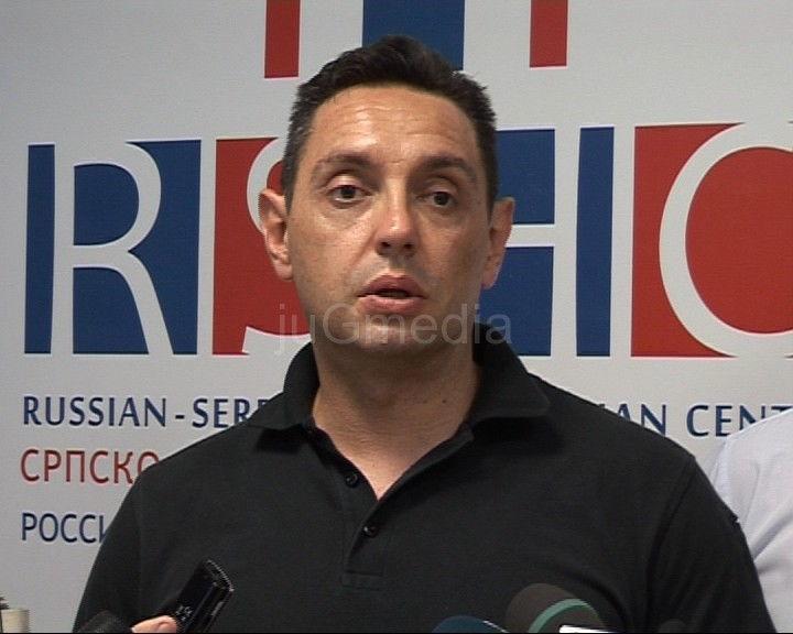 Vulin u  Bujanovcu otvara registracioni centar za migrante