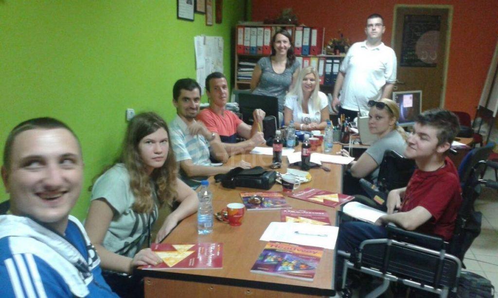 Besplatno učenje engleskog jezika za studente sa invaliditetom