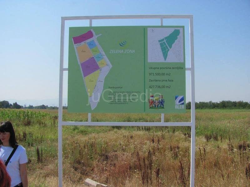 SNS: Zelena zona problematičan partijski projekat