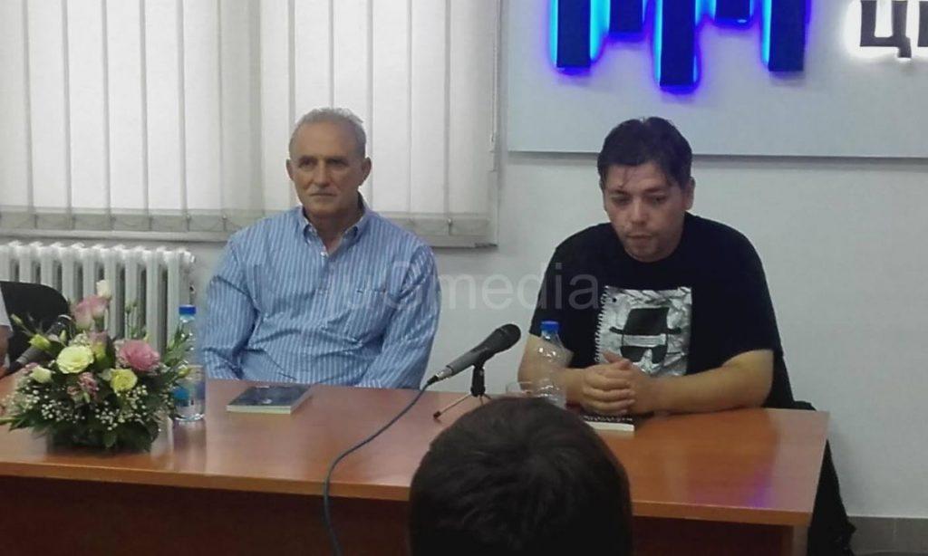 "Lazar Ristovski predstavio Leskovčanima svoje ""Jednostavne priče"""