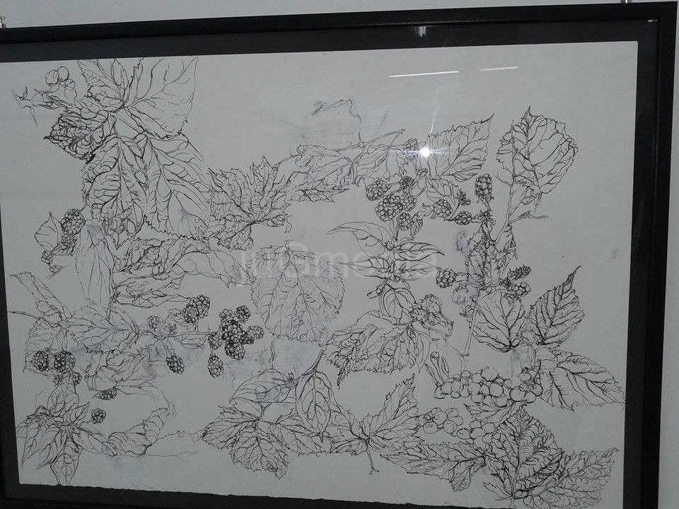 Izložba Tamare Žderić u galeriji Art 55