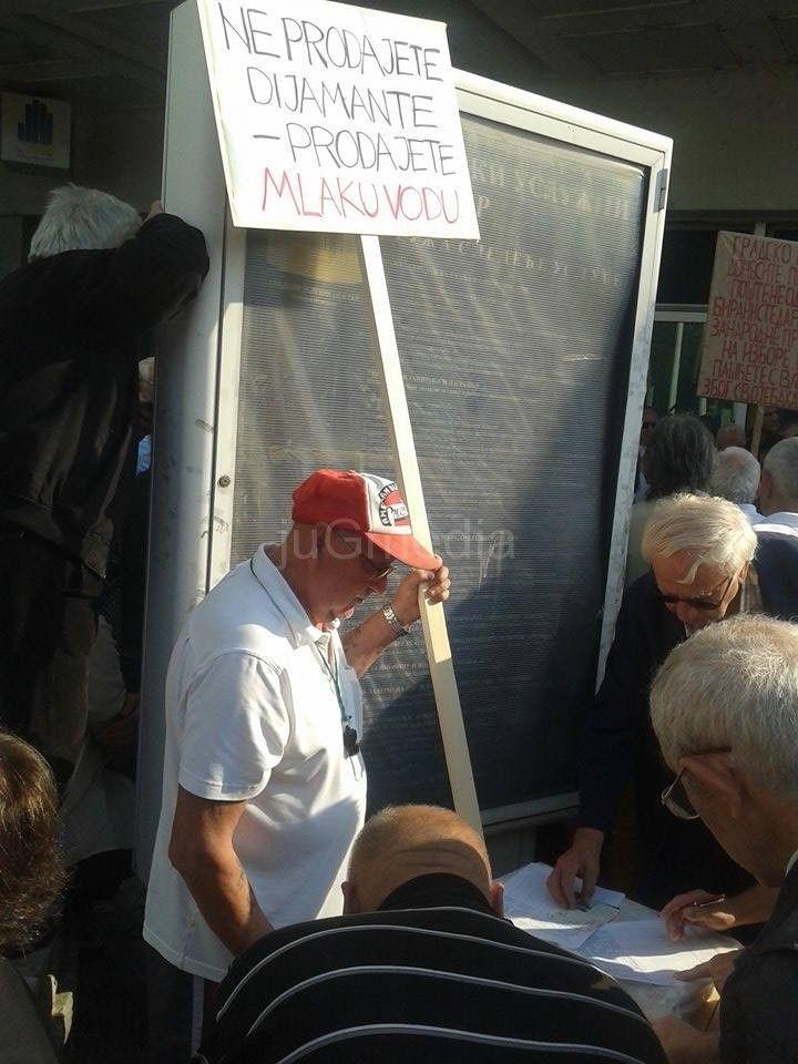 Peticija za smenu rukovodstva Gradske toplane