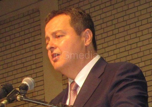 Dačić: Opozicioni lideri su opozicija Srbiji