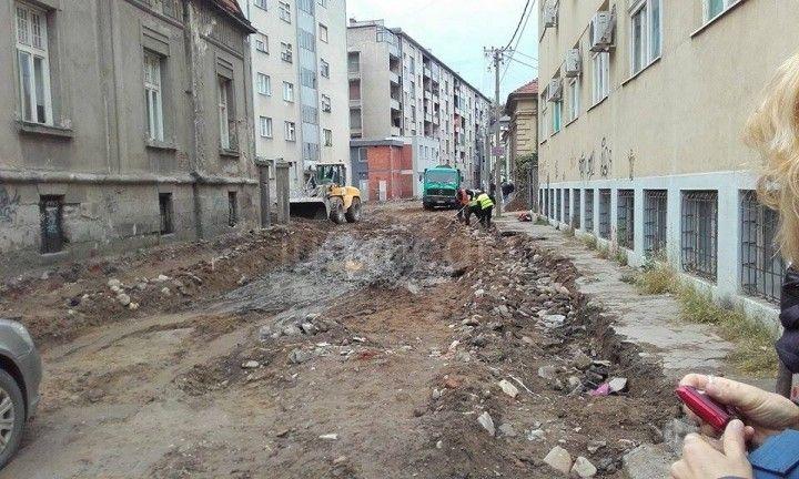 Radovi_na uredjenu_ulica