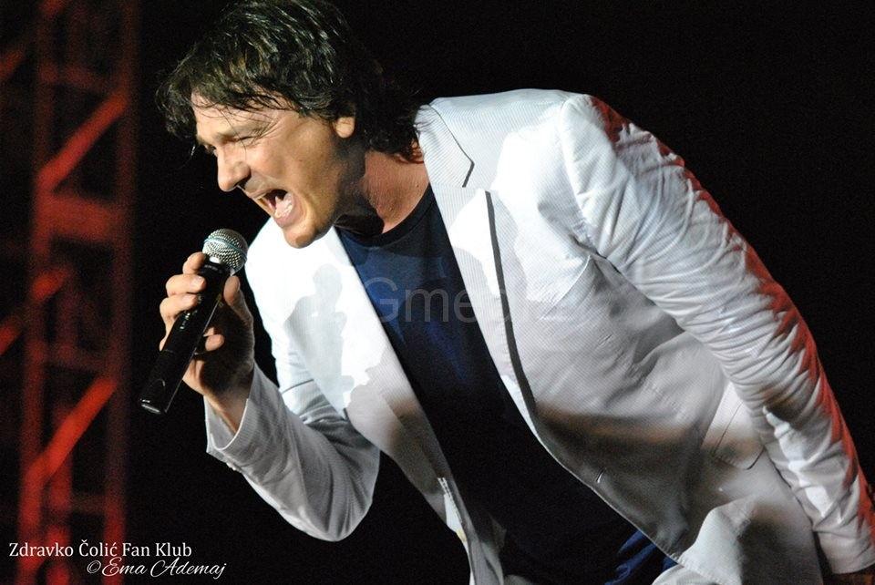 Čola peva Nišlijama 25.septembra