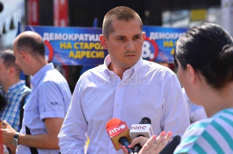 Stanković: Dok se Srbija trese od afera, Niš je u potpunosti zarobljen od strane SNS