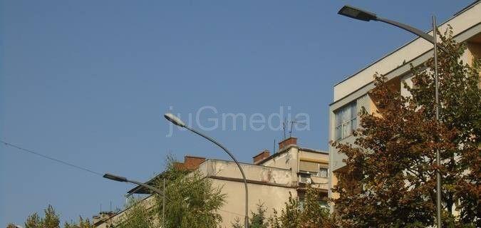 Novo osvetljenje u Bulevaru oslobođenja