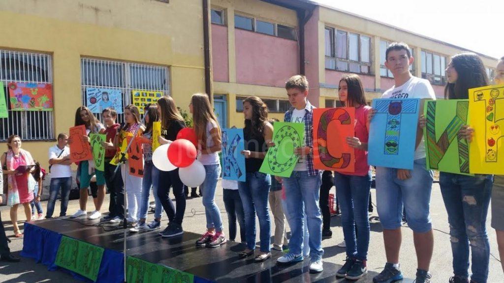 "Škola ""Josif Kostić"" dobila novo dvorište"