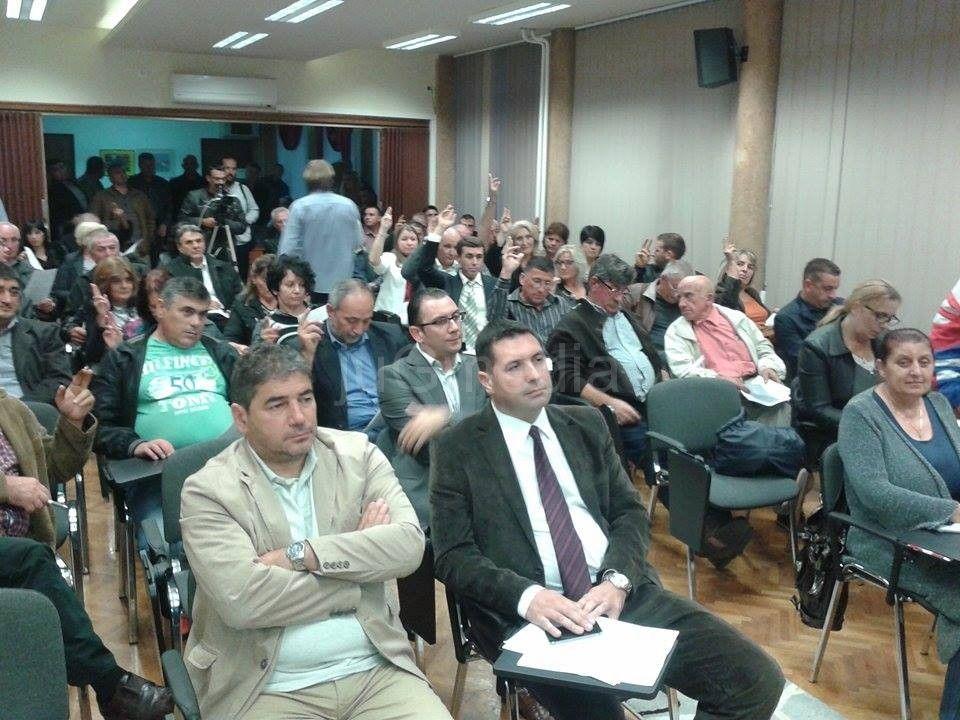 U Vlasotincu opet promena vlasti, Todorović ponovo predsednik!