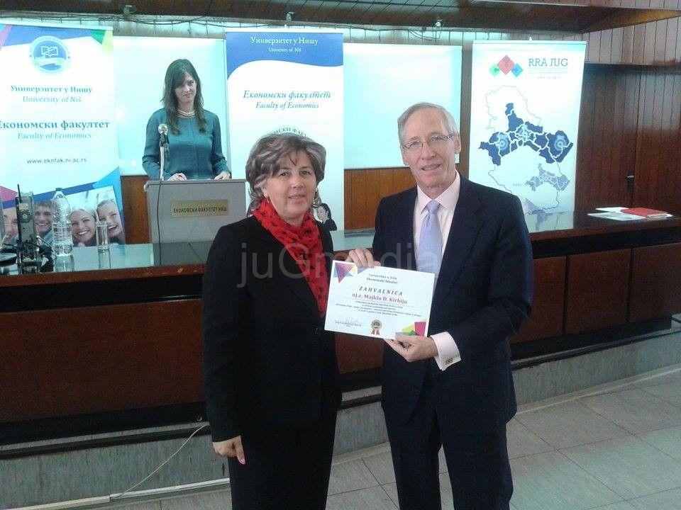Ambasador Kirbi nahvalio reforme Vlade Srbije
