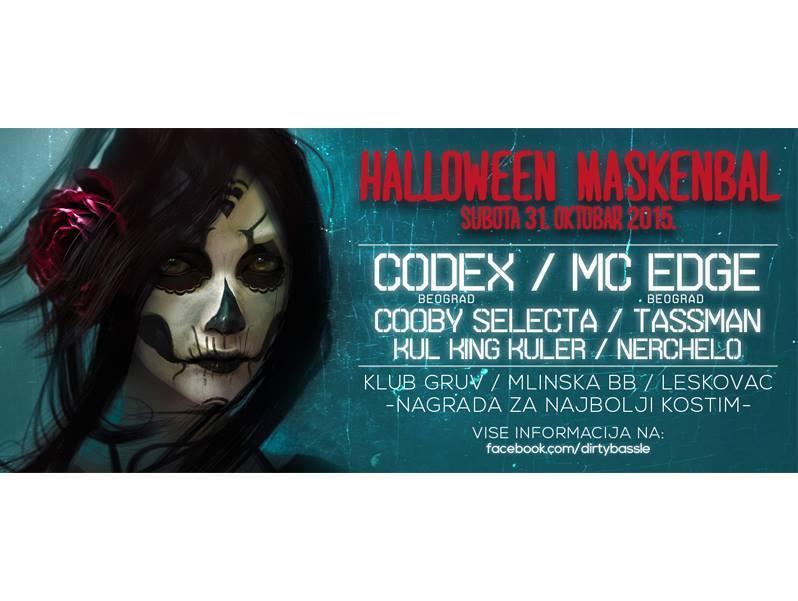 Jugmedia vas vodi na Veliki Halloween Maskenbal!