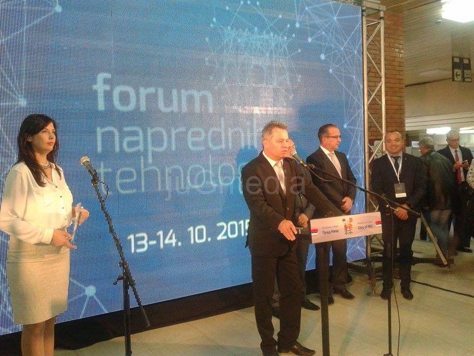 Forum naprednih tehnologija promoviše potencijale Niša