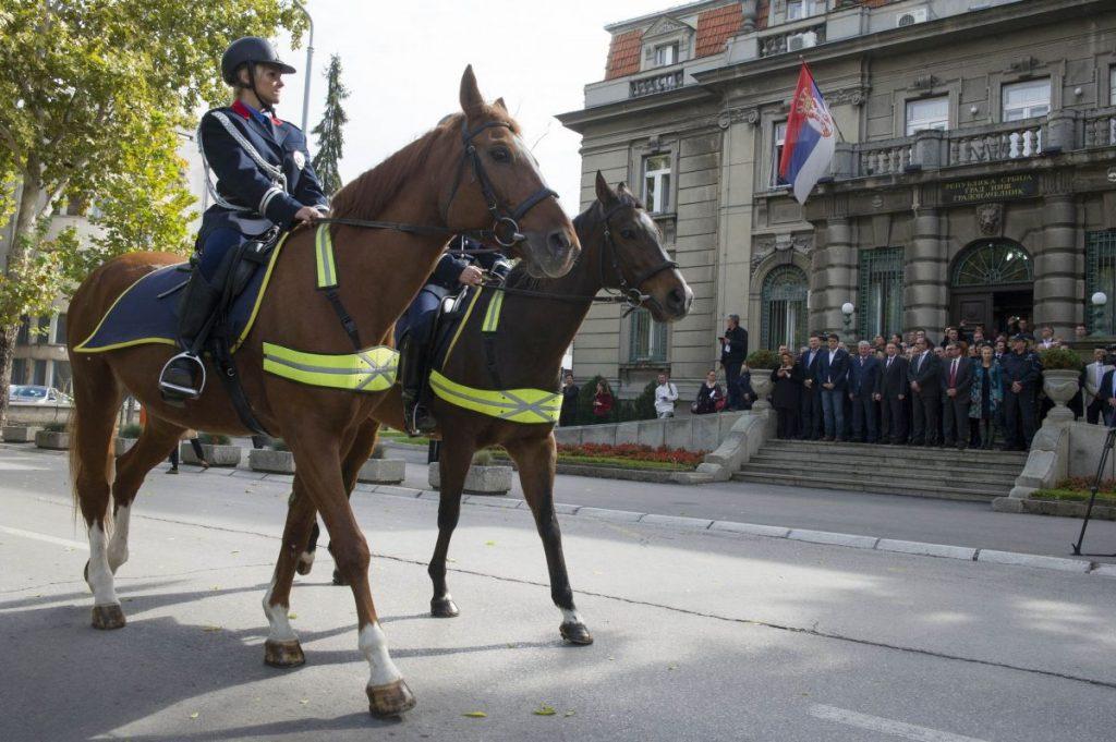Stefanović: Bezbednosna situacija je stabilna(FOTO)