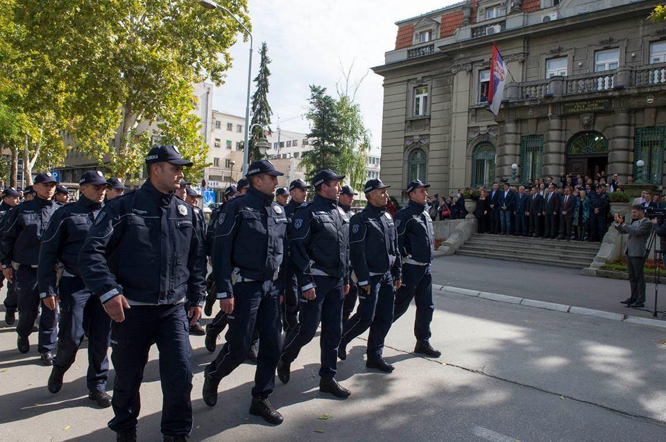NOVA STRANKA: Zloupotreba policije radi zastrašivanje građana
